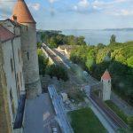 Château de Grandson et Orthomanufacture : site médiéval accueillant le temps d'une soirée les experts du monde orthopédique.
