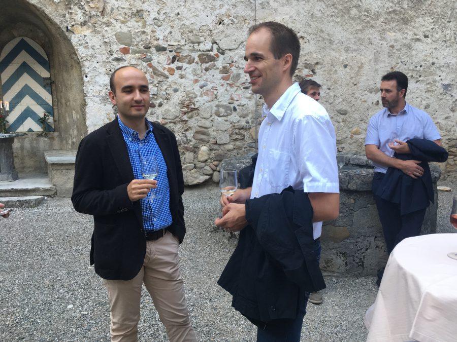 Orthomanufacture au château de Grandson : échange autour des procédés d'usinage et de la digitalisation.